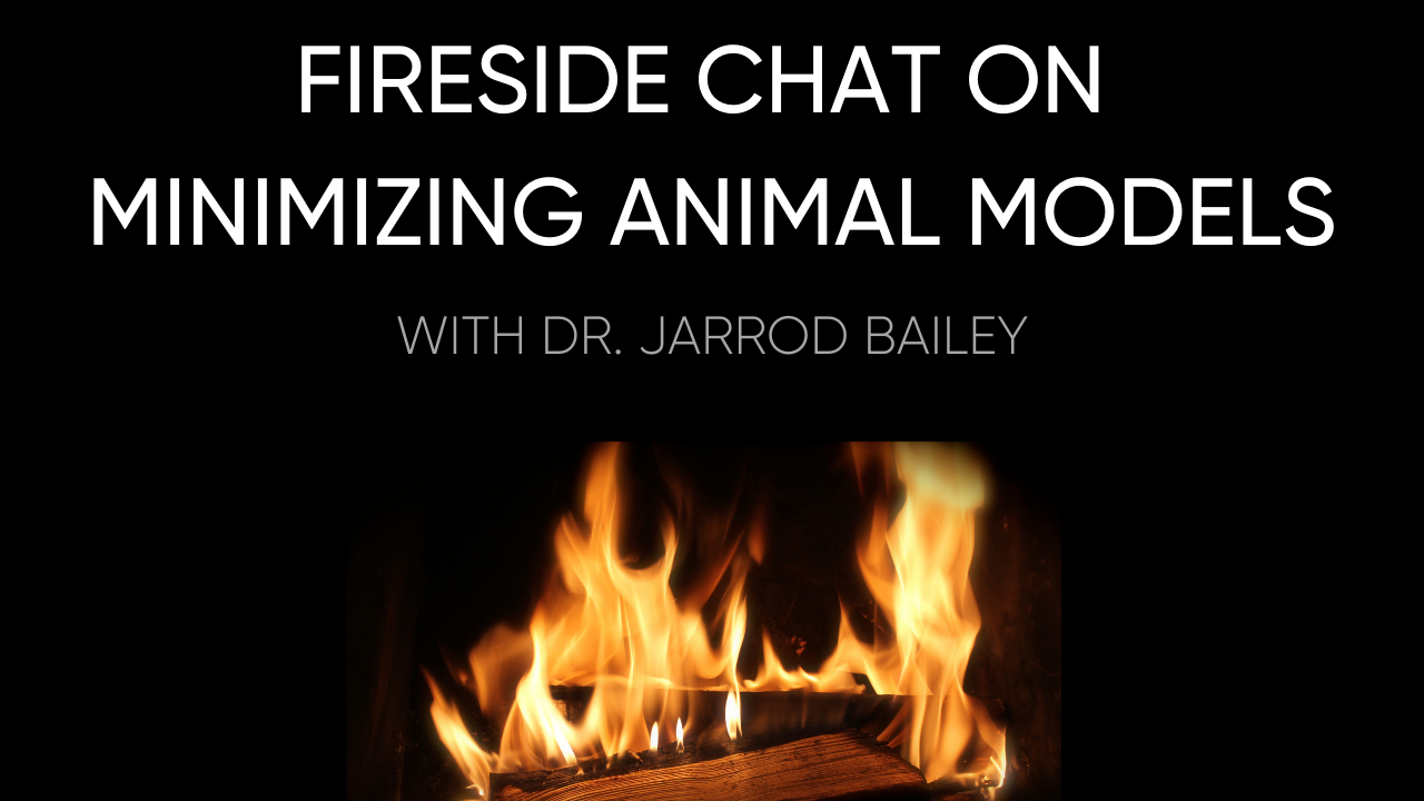 """Minimizing Animal Models"": Fireside Chat with the Terasaki Institute for Biomedical Innovation"